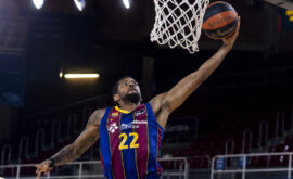 Cory Higgins, Barcelona, 2021-04-17