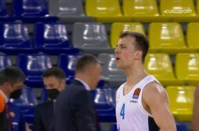 Kevin Pangos, Zenit