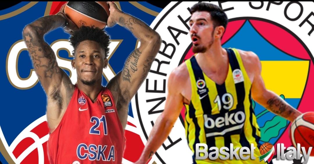 #Euroleague – Preview Playoff: CSKA vs Fenerbahçe, oltre agli infortuni c'è di più