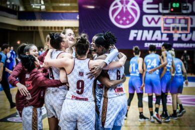 Le ragazze della Reyer Venezia in finale di EuroCup Women!
