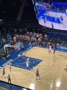 Knicks-Spurs, ultimo quarto
