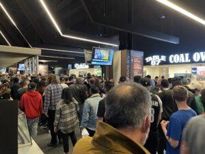 Main Concourse al Barclays Center, situazione quasi pre-COVID