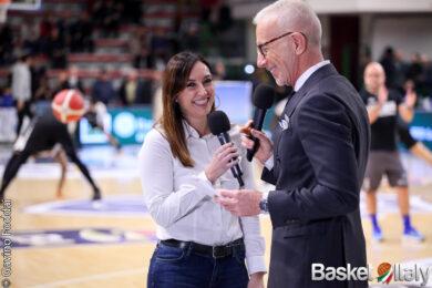 Giulia Cicchinè, Guido bagatta, Eurosport