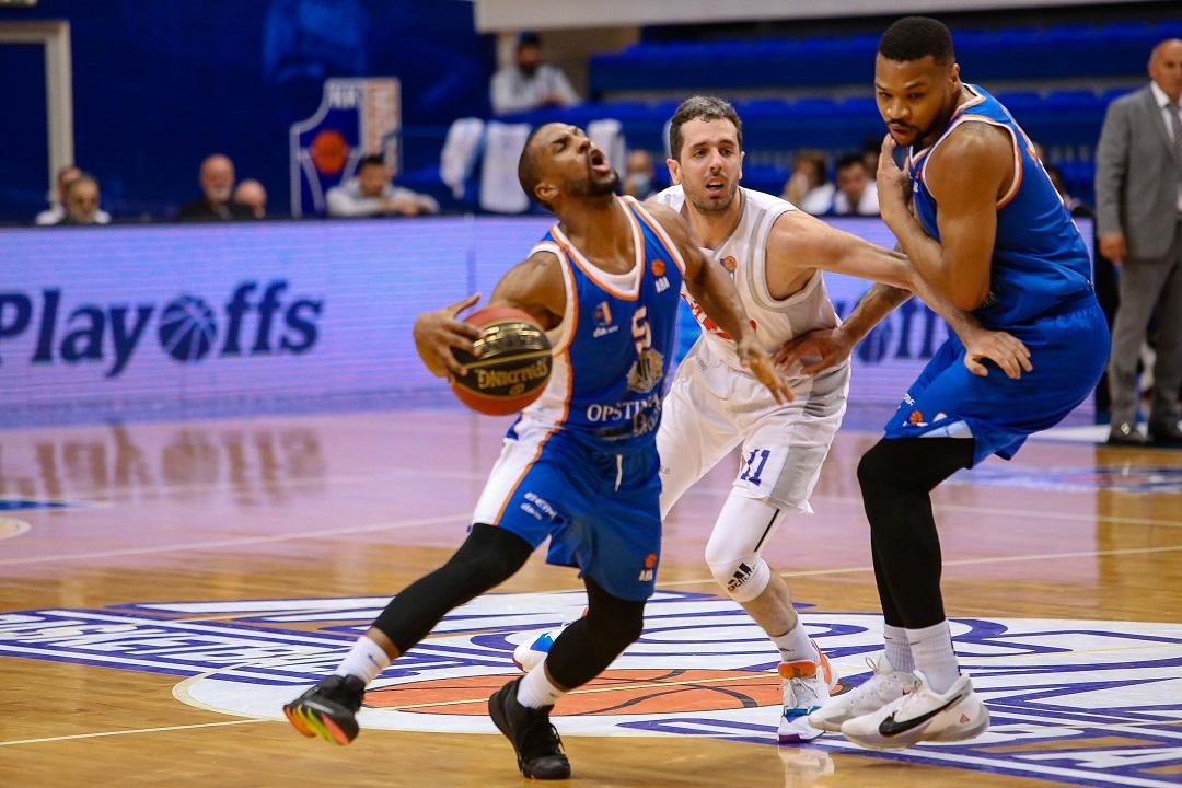 #ItalyInEurope: Amedeo Della Valle in finale di ABA Liga con il suo Buducnost