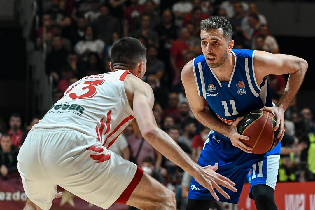 #ItalyInEurope: Finisce il sogno del Buducnost di Della Valle, la Stella Rossa vince l'ABA Liga