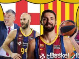 Barça, creazione propria