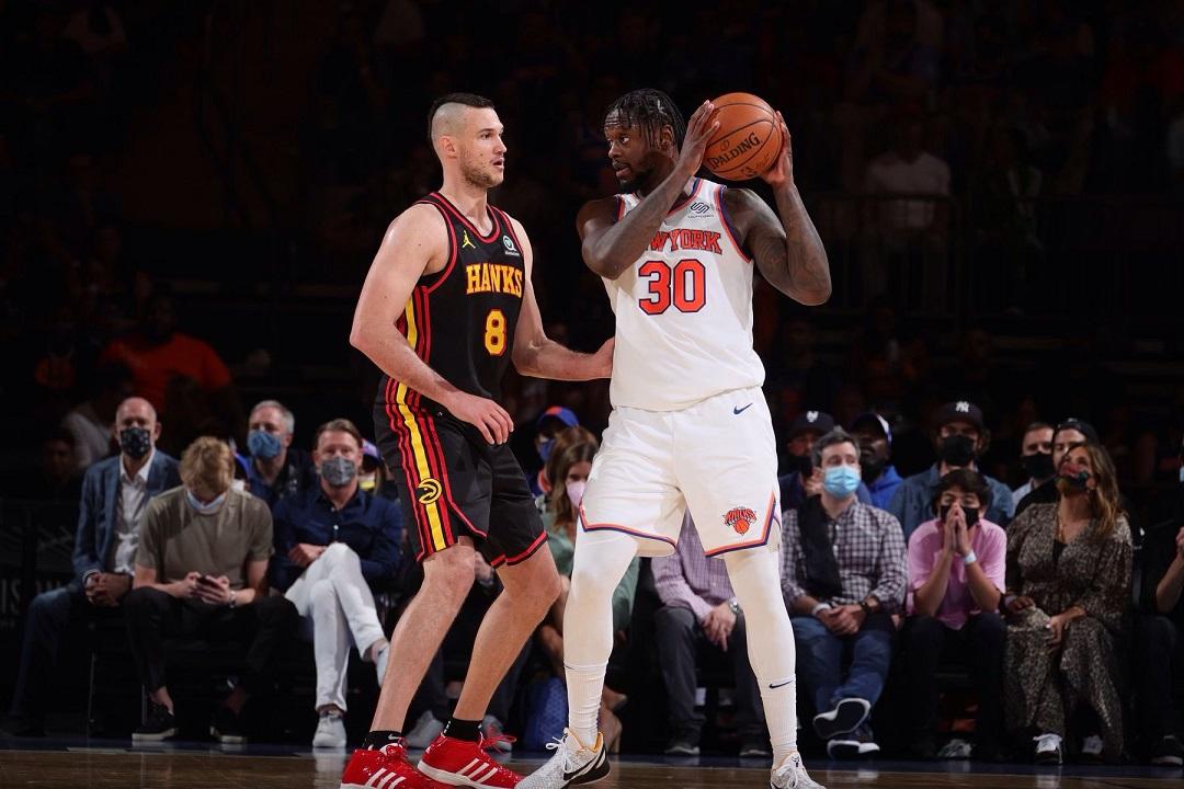 #NBA: Gli Hawks di Danilo Gallinari vincono Gara 3 sui Knicks e conducono la serie