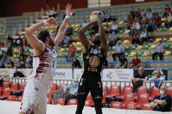 Dominique Johnson, Trapani, 2021-05-28