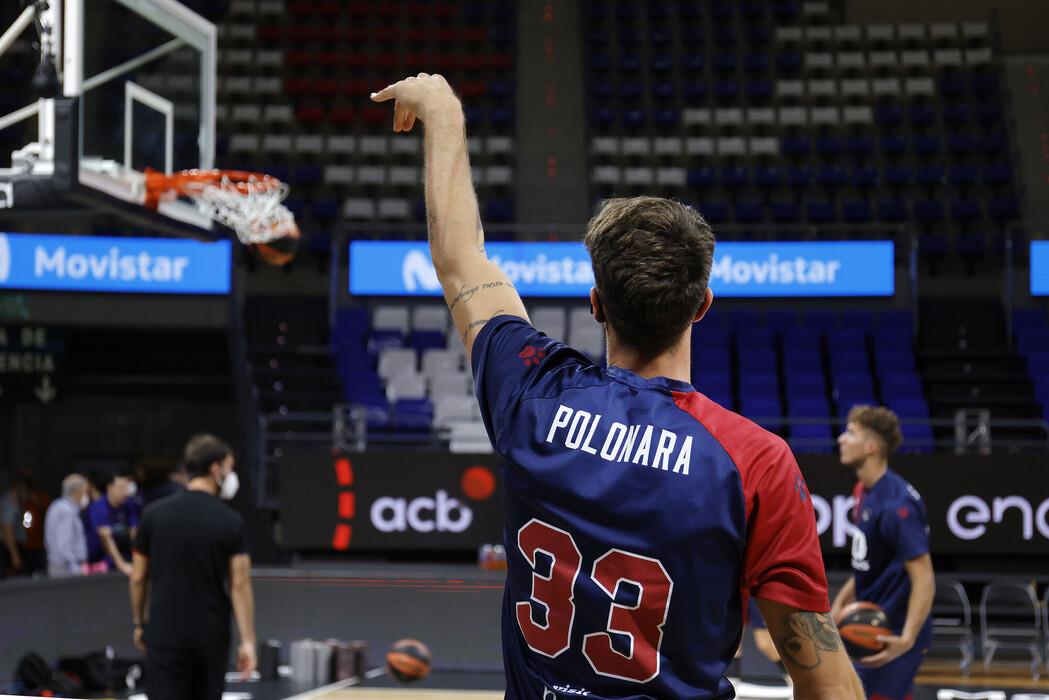 #ItalyInEurope: Il Baskonia di Achille Polonara beffato in casa del Valencia Basket