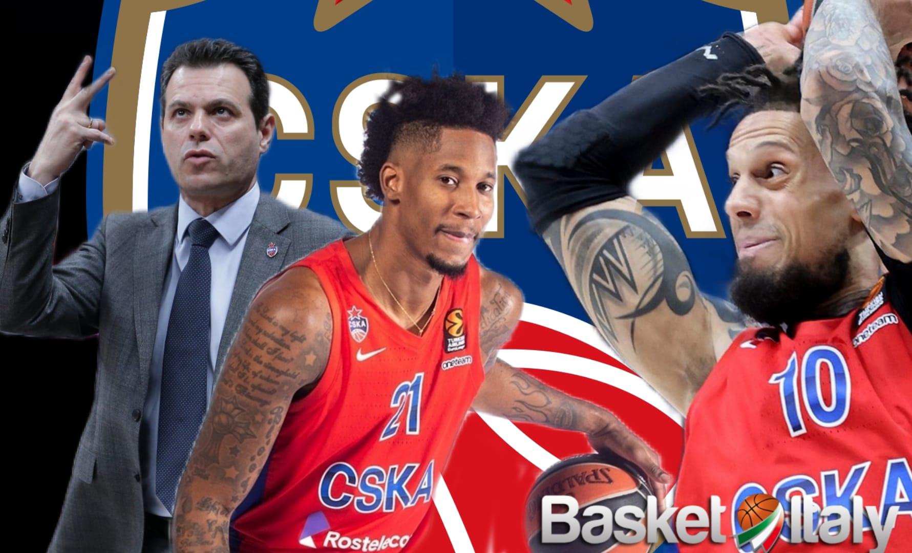#ItalyInEurope: Daniel Hackett MVP! Il CSKA vince la VTB League, cappotto all'Unics