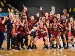 Reyer Venezia campione d'Italia femminile