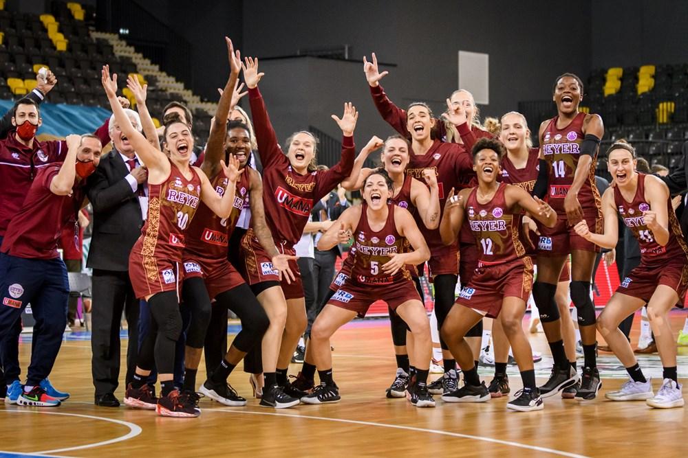 LBF – Schio cede in gara-5, la Reyer Venezia è campione d'Italia dopo 75 anni