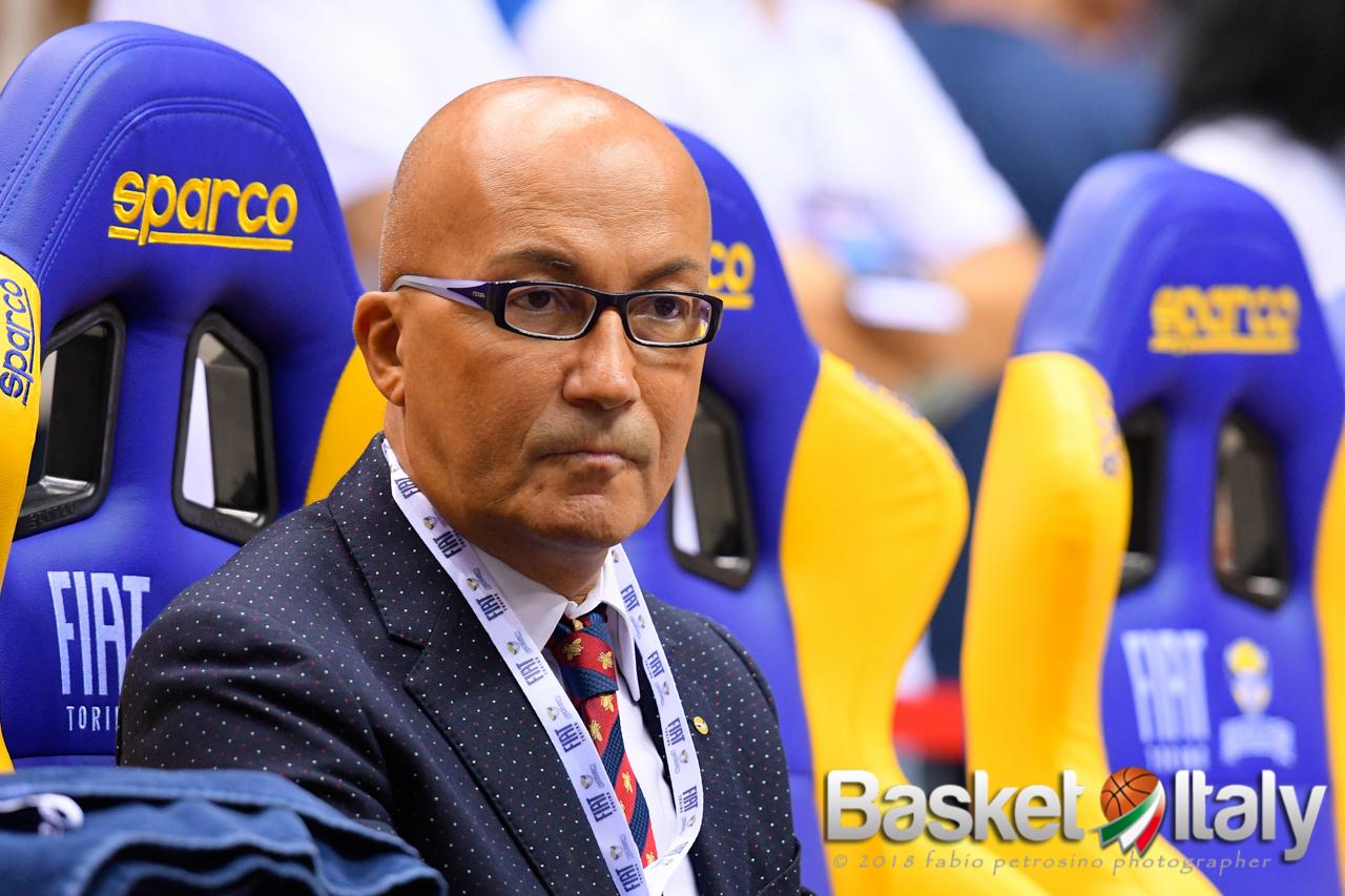 Il triste annuncio del Basket Torino: E' scomparso Antonio Forni