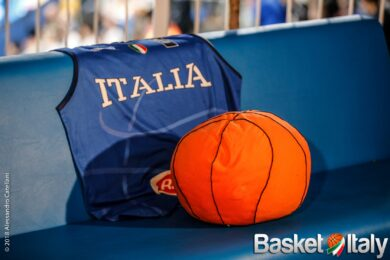 Italia, ItalBasket, Nazionale