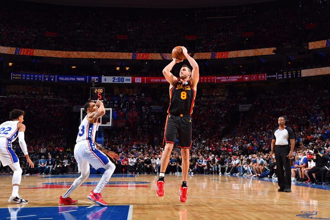 #NBA: Il sogno degli Hawks di Gallinari continua, battuti i Bucks, stellare Trae Young