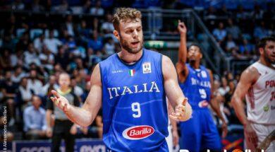 Nicolò Melli Italia ItalBasket