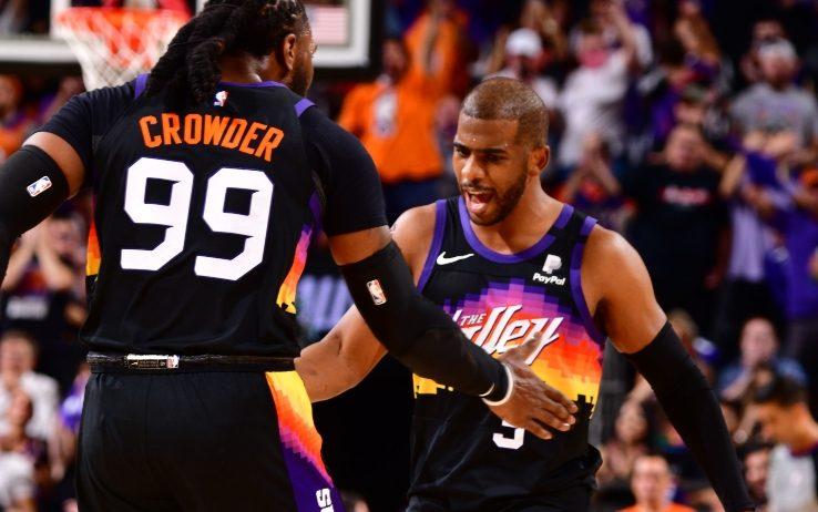 NBA: CP3 eclissa Jokic fresco MVP, i Suns volando sul 2-0