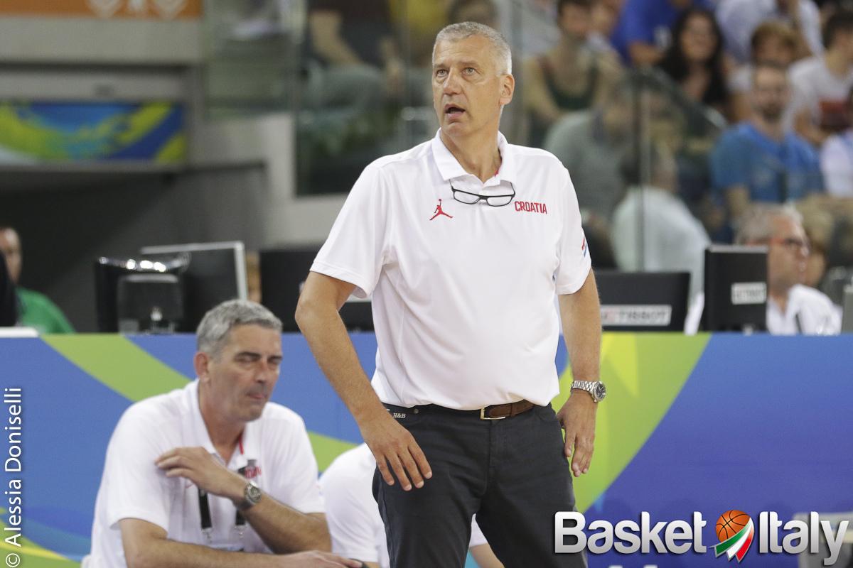 Ufficiale: Aza Petrovic nuovo allenatore della VL Pesaro, venerdì la presentazione