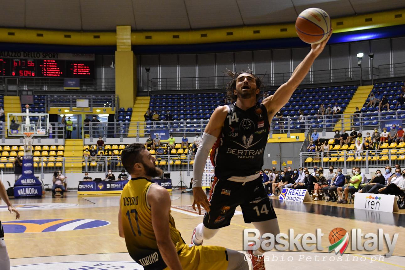 Bruno Mascolo resta ufficialmente al Derthona Basket