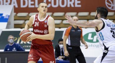 Andrejs Grazulis, Trieste, 2021