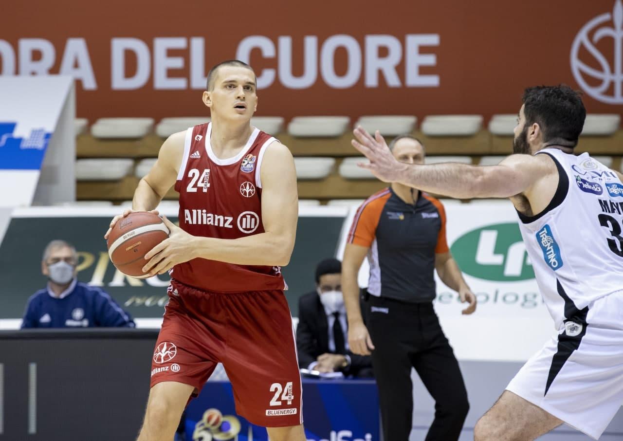 Trieste conferma Andrejs Grazulis