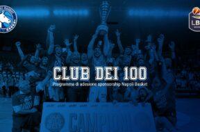 NAPOLI BASKET CLUB DEI 100
