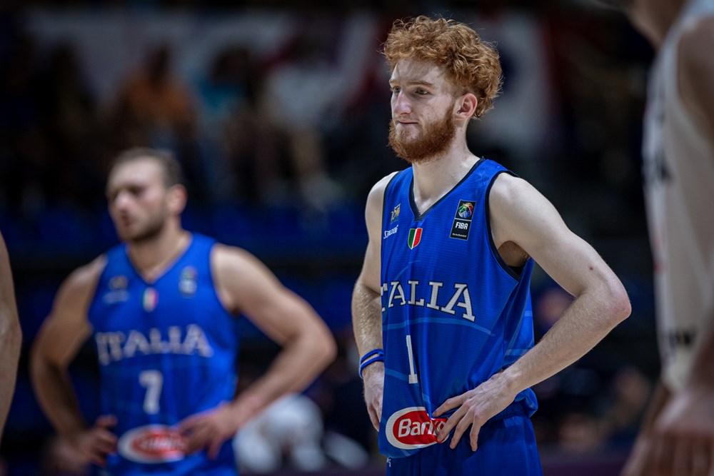 Niccolò Mannion Italia