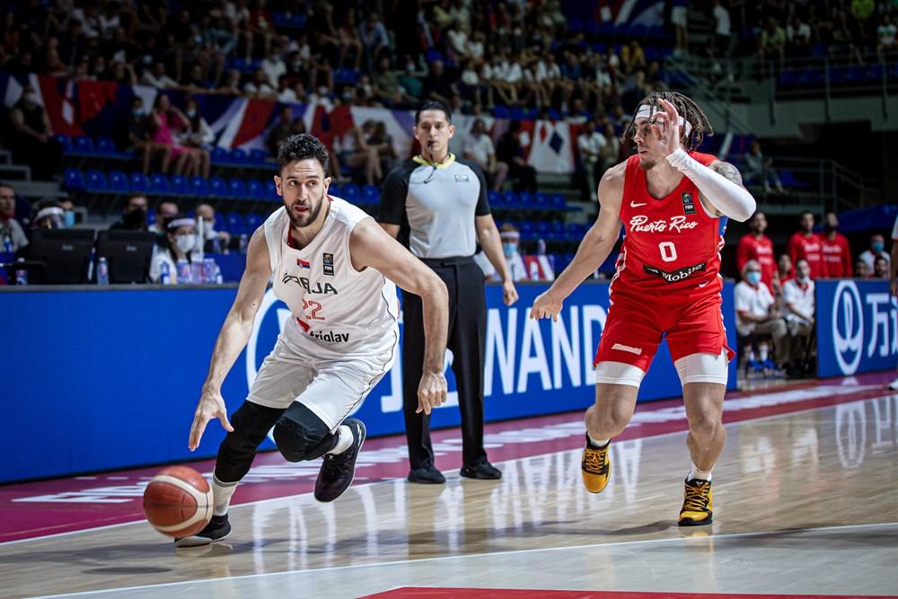 #Preolimpico: Serbia secondo pronostico: si impone a Portorico e affronterà l'Italia in finale