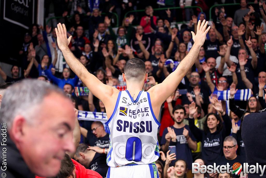 Spissu saluta la Dinamo, ufficiale la partenza da Sassari verso la Spagna