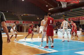 Trieste, Kapfenberg Bulls, 2021-08-24