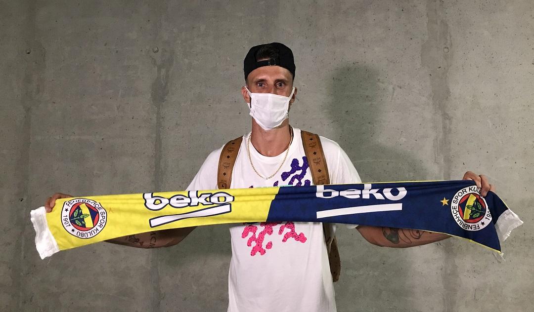 #ItalyInEurope: Achille Polonara pronto per la nuova avventura al Fenerbahçe