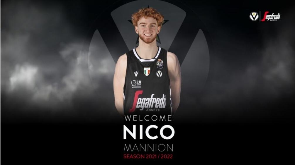 UFFICIALE: Virtus Bologna che colpo! Preso Nico Mannion dai Golden State Warriors