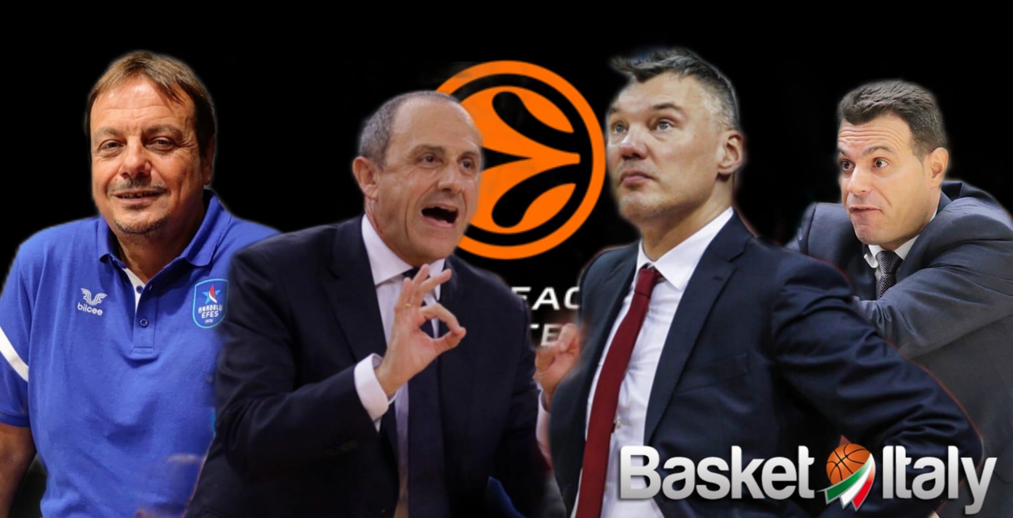 #Euroleague – Giovedì al via la nuova stagione, CSKA vera alternativa all'Efes?