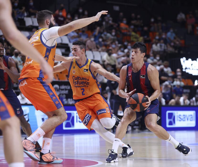 #ItalyInEurope: Simone Fontecchio debutta in ACB con vittoria